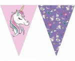 Banner flagi MINNIE UNICORN, 9 flag