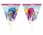 Banner flagowy SHIMMER AND SHINE, 9 flag