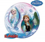 "Balon foliowy 22"" QL Bubble ""Frozen"""