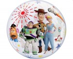 "Balon foliowy 22"" QL Bubble Toy story 4"