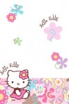 "Obrus papierowy ""Hello Kitty"" 120 x 180 cm"