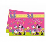 Obrus plastikowy Minnie Happy Helpers 120x180 cm