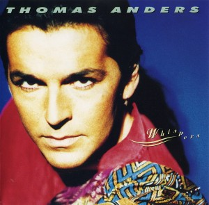 Thomas Anders ‎– Whispers