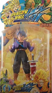 Dragon Ball Figurka Trunks 14cm