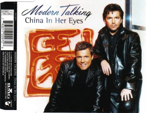 Modern Talking ‎– China In Her Eyes
