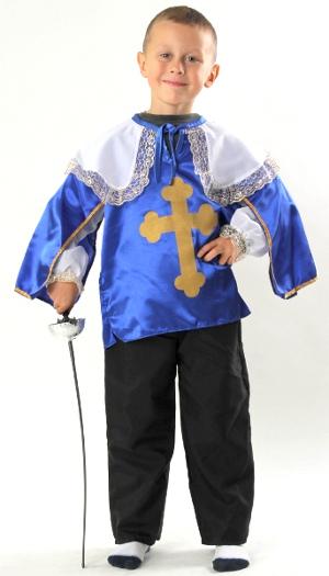 6ea92f76a1b972 Strój dla dzieci Muszkieter, kostium przebranie muszkietera, Trzej  Muszkieterowie, Bajka, teatrzyk,